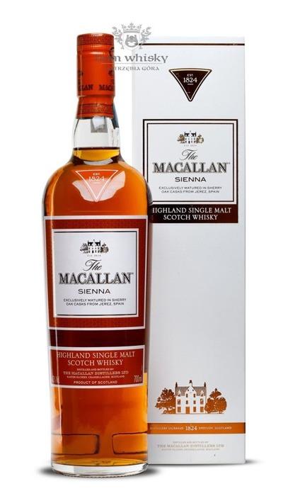 Macallan Sienna (1824 Series) /43%/0,7l