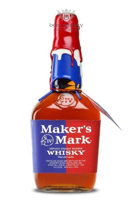 Makers Mark Rock The Vote / 45% / 1,0l