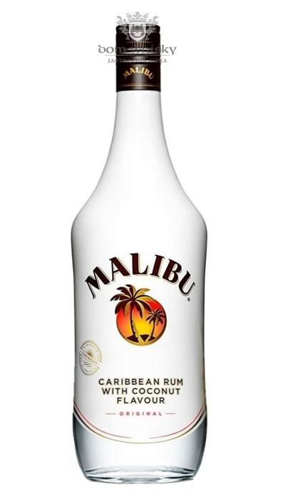 Malibu Caribbean Rum with Coconut / 18% / 0,7l