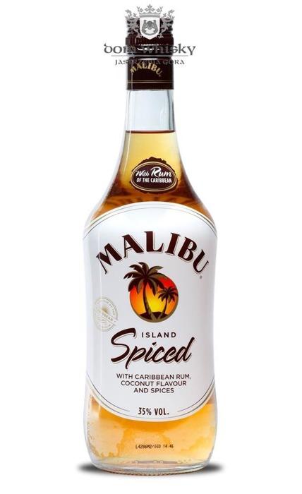 Malibu Caribbean Rum with Island Spiced Rum / 35% / 0,7l