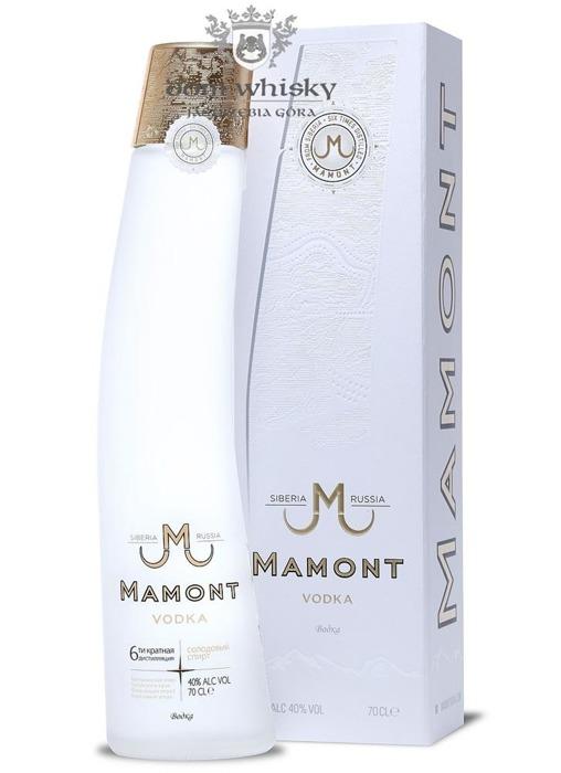 Mamont Vodka + Kartonik / 40% / 0,7l