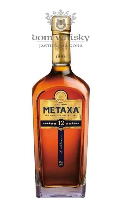 Metaxa 12* (Grecja) / 40% / 0,7l