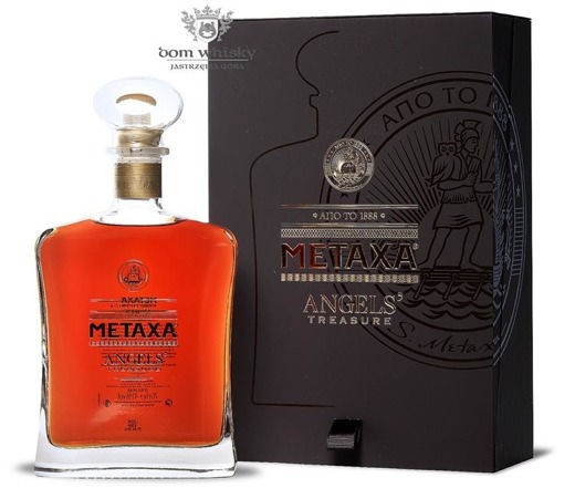 Metaxa Angel's Treasure (Grecja) / 41% / 0,7l