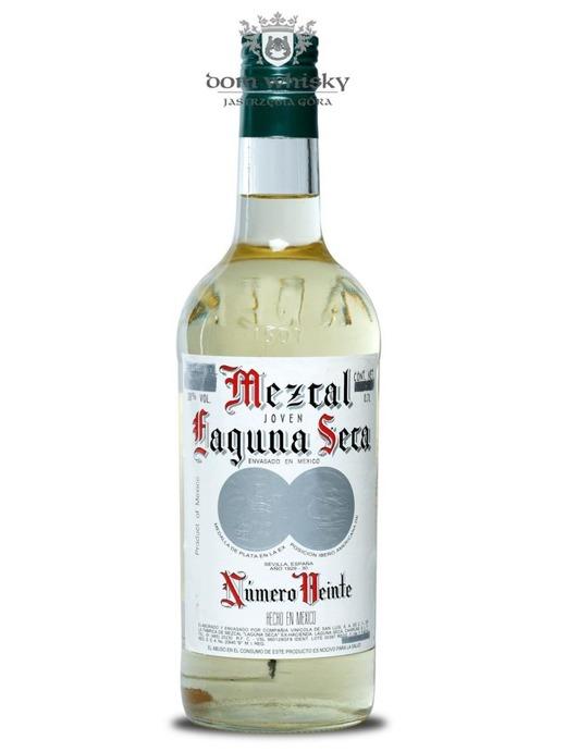 Mezcal Laguna Seca / 38% / 0,7l