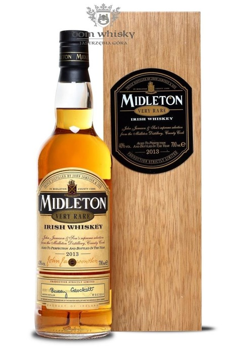 Midleton Very Rare 2013 Release / 40% / 0,7l