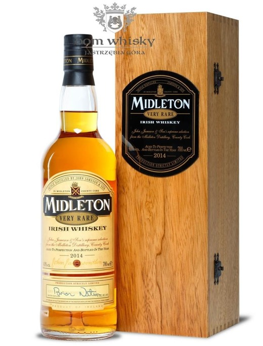 Midleton Very Rare 2014 Release / 40% / 0,7l