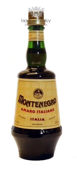 Montenegro Amaro (Włochy) / 23% / 0,7l