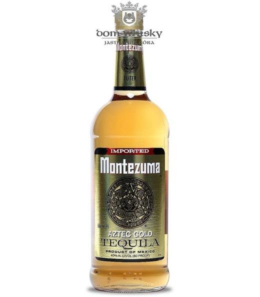 Montezuma Aztec Gold Tequila / 40% / 1,0l
