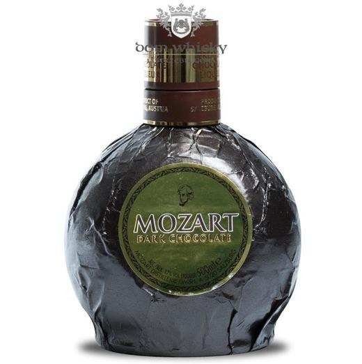 Mozart Cream Dark Chocolate / 17% / 0,5l