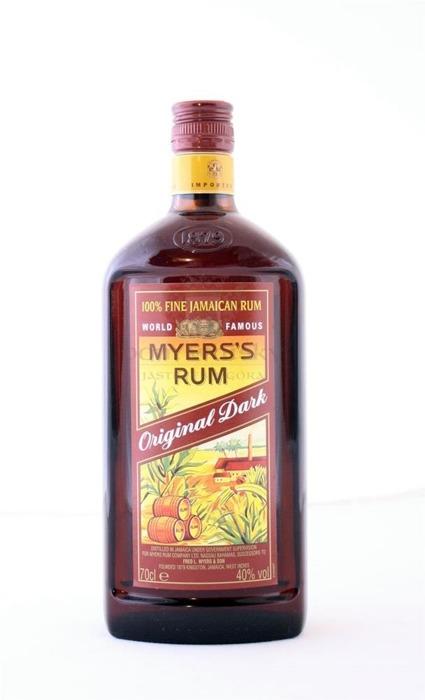Myers's Jamaica Rum / 40% / 0,75l