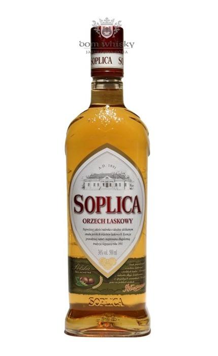 Nalewka Soplica Orzech laskowy / 32% / 0,5l
