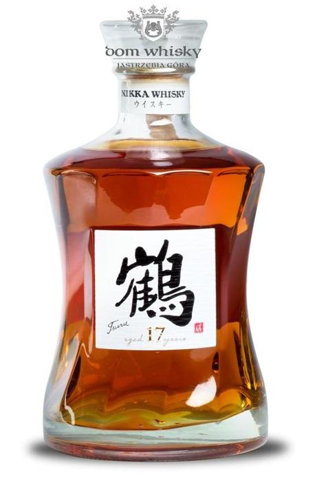 Nikka 17-letni Tsuru Blended Whisky / 43% / 0,7l