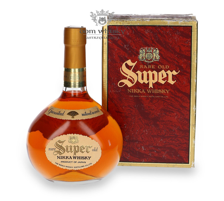 Nikka Rare Old Super Review / 43% / 0,75l