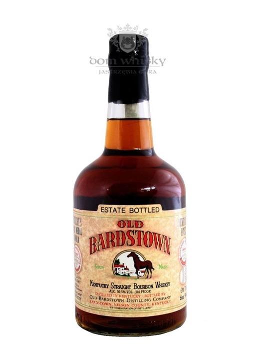 Old Bardstown Estate Sour Mach Straight Bourbon / 50,5% / 0,75l
