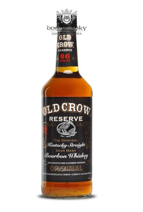 Old Crow Reserve Kentucky Bourbon / 43% / 0,75l