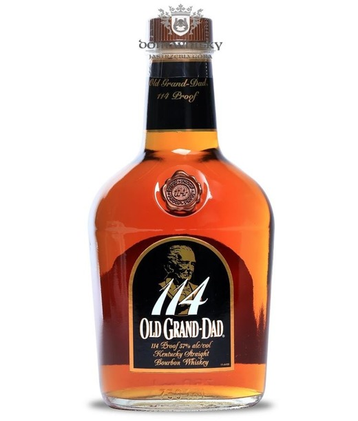 Old Grand Dad 114 Proof /Bez opak./ 57% / 0,75l