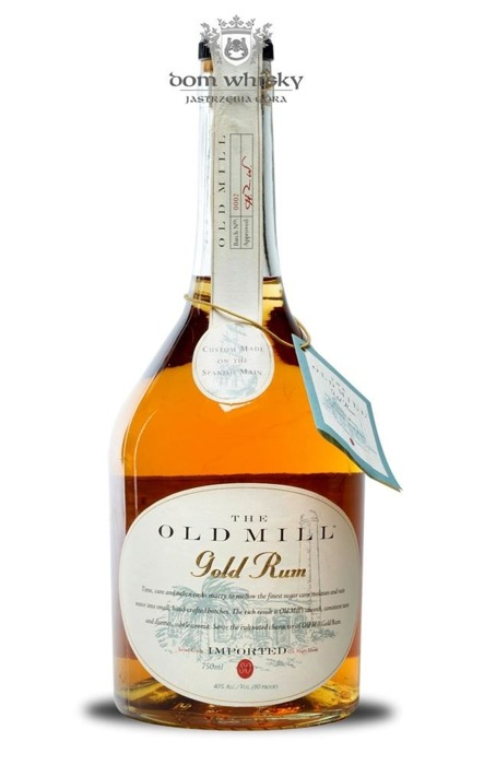 Old Mill Gold Carraiben Rum / 40% / 0,75l