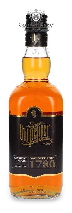 Old Pepper Small Batch Kentucky Straight Bourbon / 43% / 0,7l