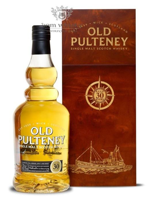 Old Pulteney 30-letni / 40,1%/ 0,7l