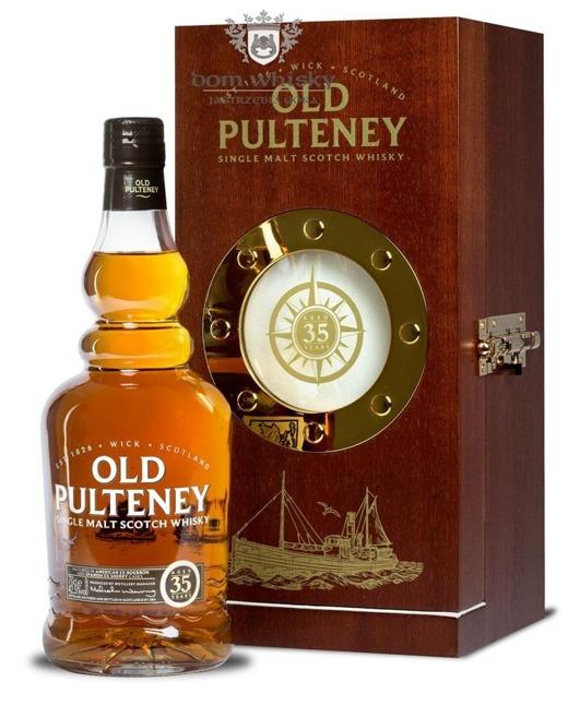 Old Pulteney 35-letni (2014 Release) / 42,5%/ 0,7l