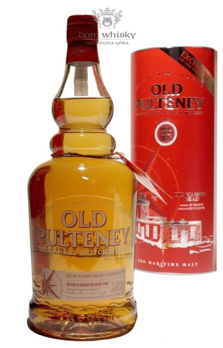 Old Pulteney Duncansby Head Lighthouse / 46%/ 1,0l