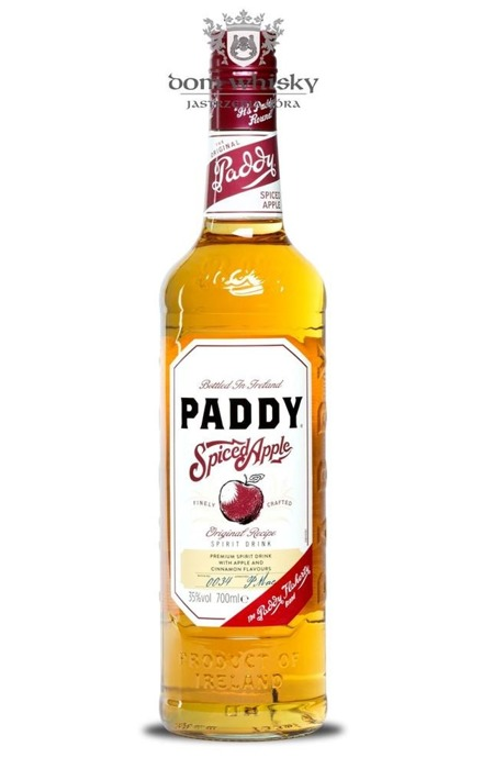 Paddy Spiced Apple / 35% / 0,7l
