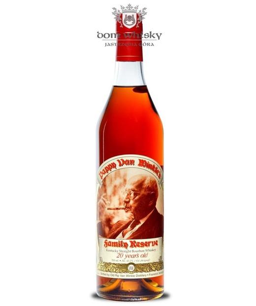 Pappy Van Winkle Family Reserve 20-letni / 45,2% / 0,7l