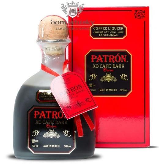 Patron XO Cafe Dark Liqueur / 30% / 0,7l
