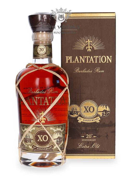 Plantation Barbados XO Rum 20 Anniversary / 40% / 0,7l