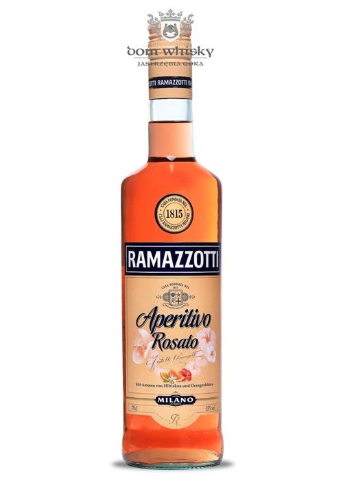 Ramazzotti Aperitivo Rosato / 15% / 0,7l