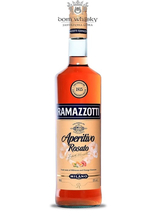 Ramazzotti Aperitivo Rosato / 15% / 1,0l