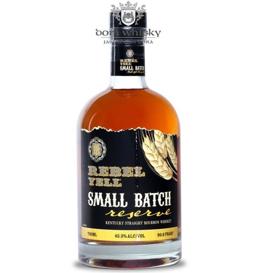 Rebel Yell Small Batch Reserve / 45,3% / 0,7l