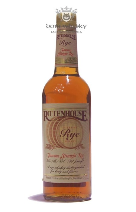 Rittenhouse Famous Straight Rye / 40% / 0,7l