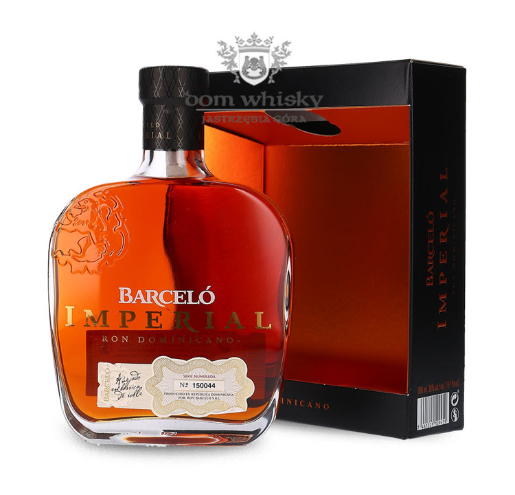 Ron Barcelo Imperial Aged Ron Dominicano / 37,5% / 0,7l