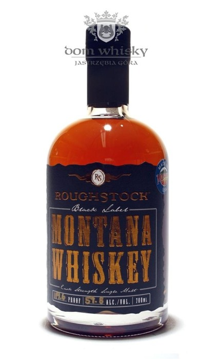 Roughstock Montana Black Label D.2009 B.2013 / 59,8% / 0,7l