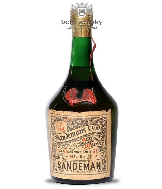Sandeman's VVO, Bot. 1970s / 43% / 0,75l
