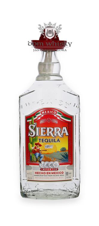 Sierra Silver Tequila / 38% / 0,7l