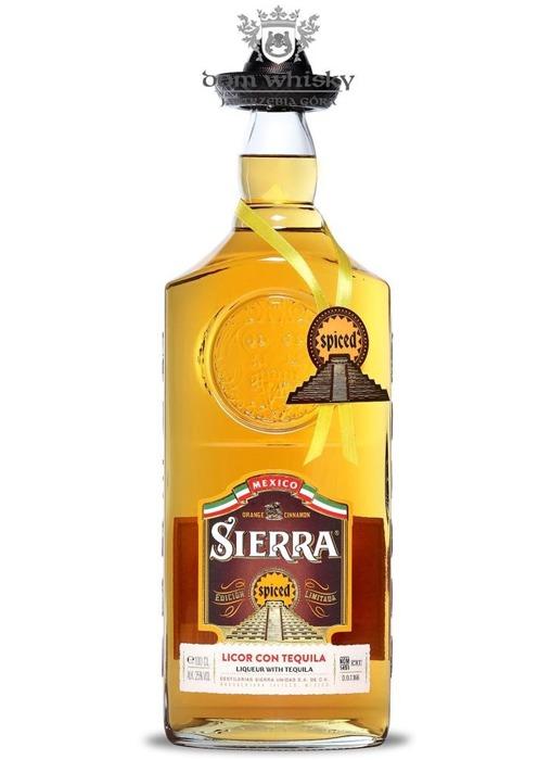 Sierra Spiced / 25% / 1,0l
