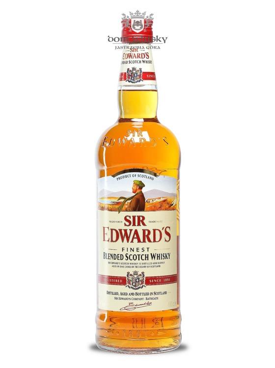 Sir Edward's Blended Scotch Whisky / 40% / 1,0l
