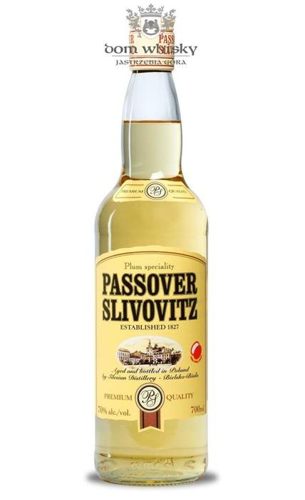 Śliwowica Passover Slivovitz / 70% / 0,7l