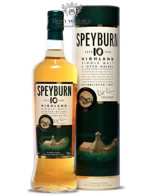 Speyburn 10 letni / 40% / 0,7l