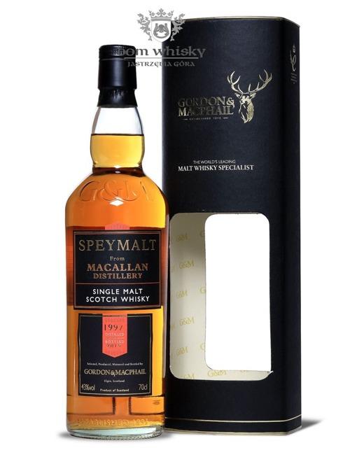 Speymalt from Macallan Distillery (D.1997, B.2015) G&M /43%/0,7l