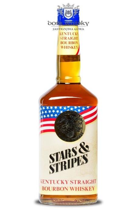 Stars & Stripes Bourbon Whiskey / 40% / 0,7l