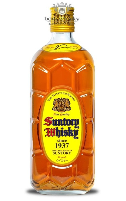 Suntory Whisky Kakubin Yellow Label / 40% / 0,7l