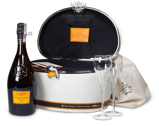 Szampan Veuve Clicquot La Grande Dame by RIVA / 12,5% / 0,75l