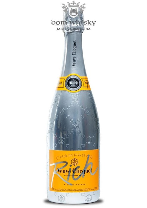 Szampan Veuve Clicquot Rich / 12% / 0,75l