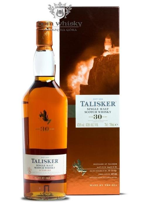 Talisker 30 letni 2014 Release (Skye) / 45,8% / 0,7l