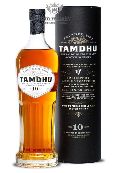 Tamdhu 10-letni Sherry Cask Matured / 40% / 0,7l