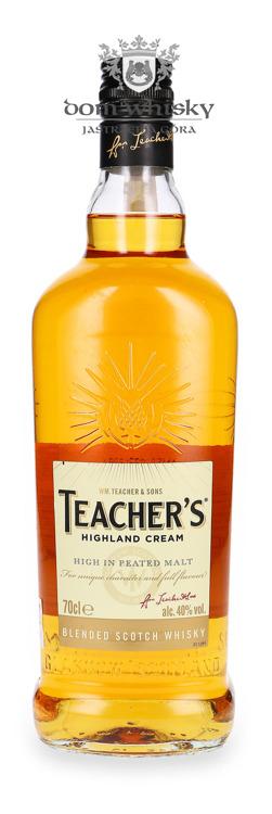 Teacher's Blended Whisky / 40% / 0,7l
