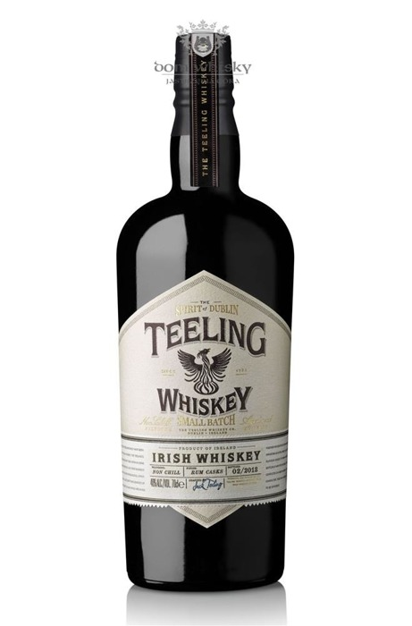 Teeling Irish Whiskey Small Batch Rum Cask / 46% / 0,7l